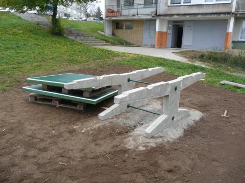 Obnova hrací plochy