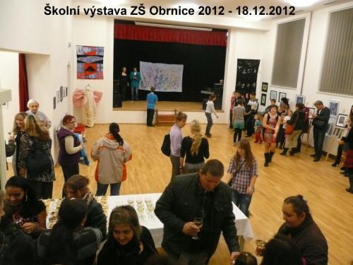 Základní škola  - Výstava